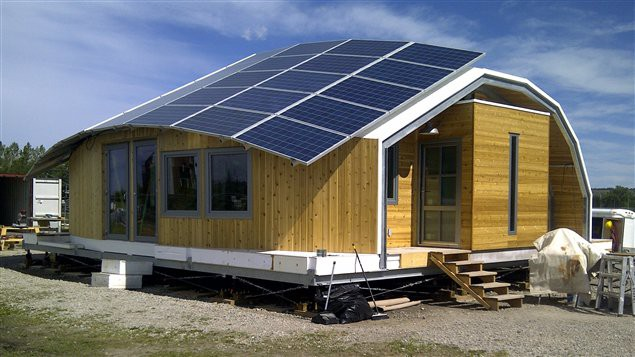 Vente d'une maison avec panneaux photovoltaiques